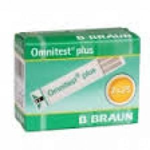 Que Thử  Đường Huyết B-Braun Omnitest Plus