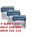 QUE THỬ ĐƯỜNG HUYẾT ONCALL VIVID  QUE THỬ ĐƯỜNG HUYẾT On Call Vivid