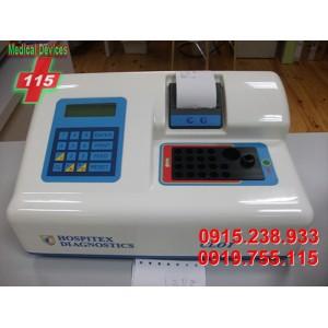 Máy xét nghiệm đông máu bán tự động Hospitex Clot